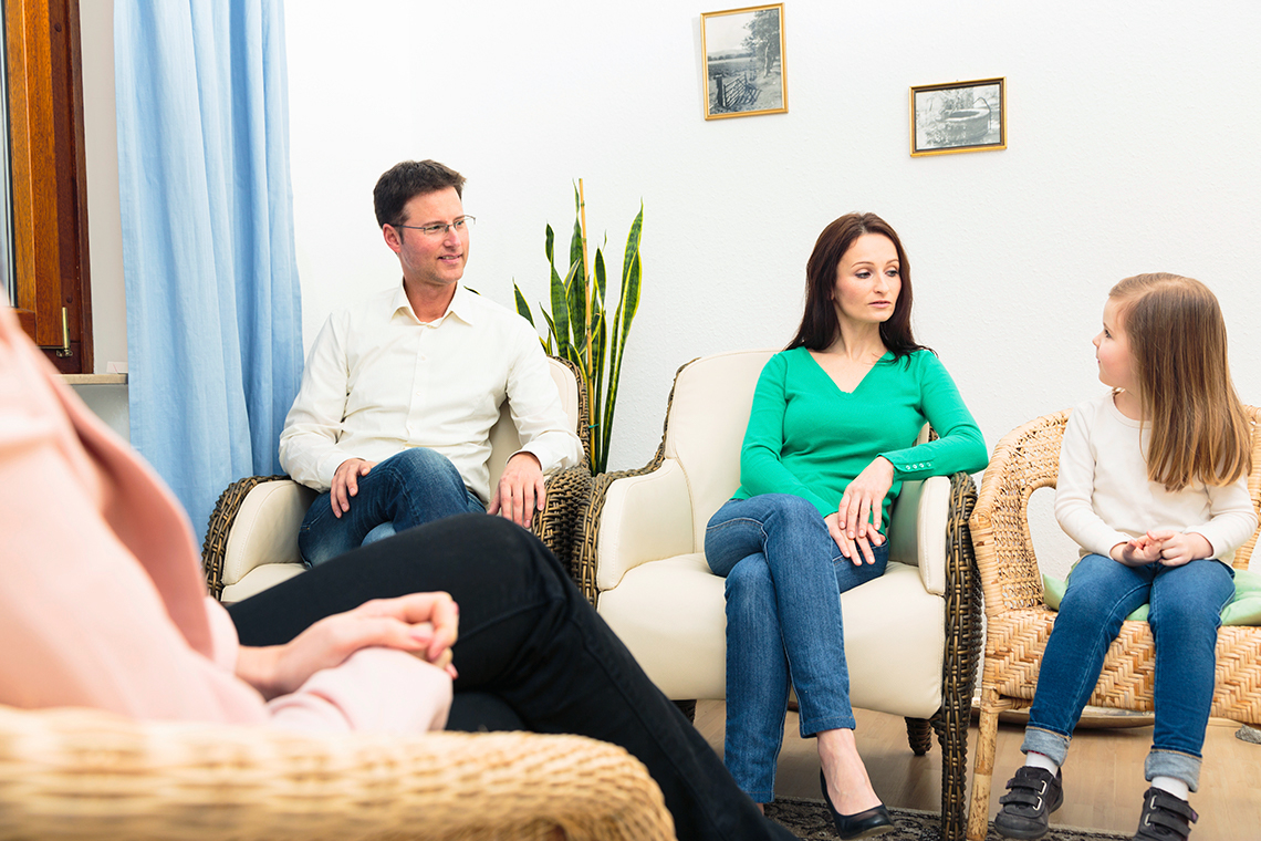 Therapy FAQs answered before a family session